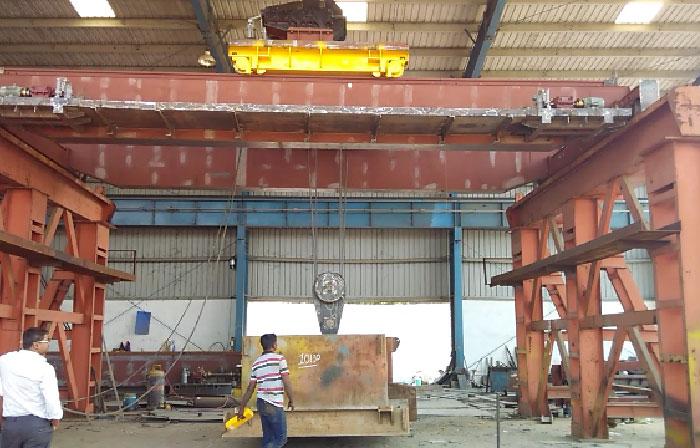 Crane Testing Facility