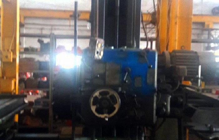 HORIZONTAL BORING MACHINE 2